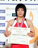 JB杯優勝選手特集】67kg級・西牧...
