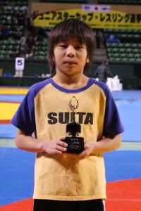 2009年ジュニアスターカップ選手...